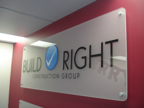 Build Right Signage