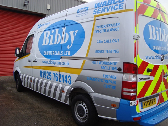 Bibby Van Graphics