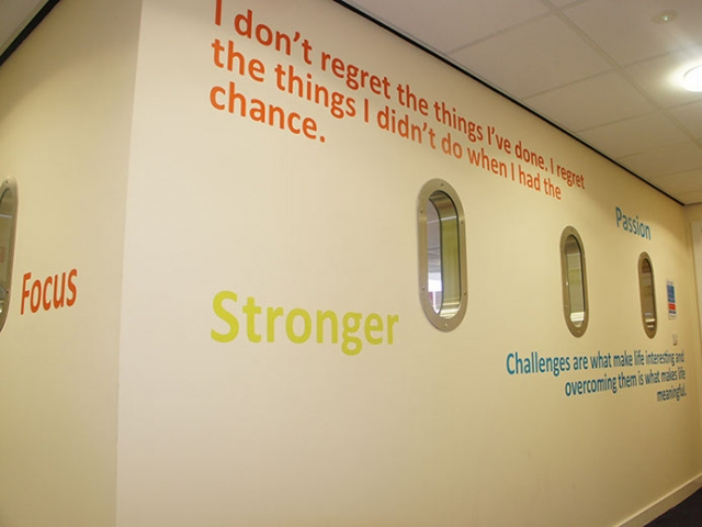 Wall Signage